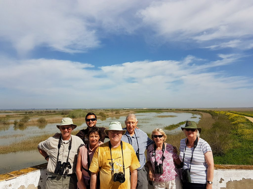 Wild Donana Birdwatching Group