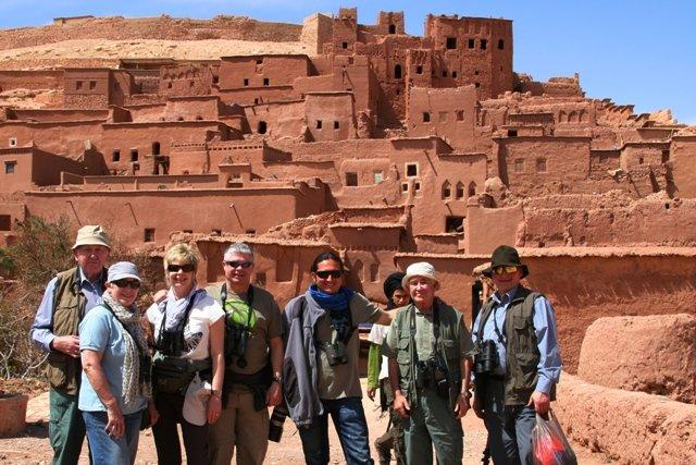 Morocco group