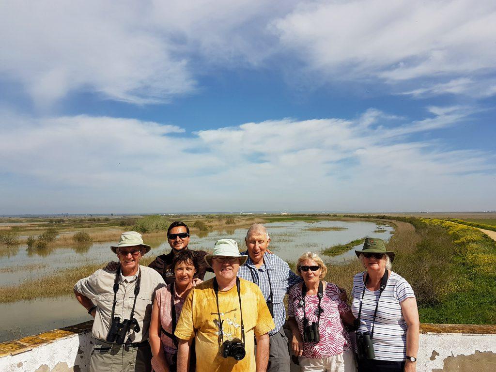 Wild Donana Birdwatching Group